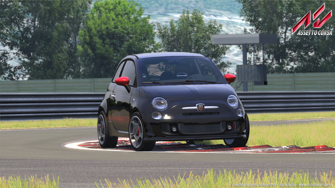 Gallery press release 500 Abarth SS – Magione racing circuit