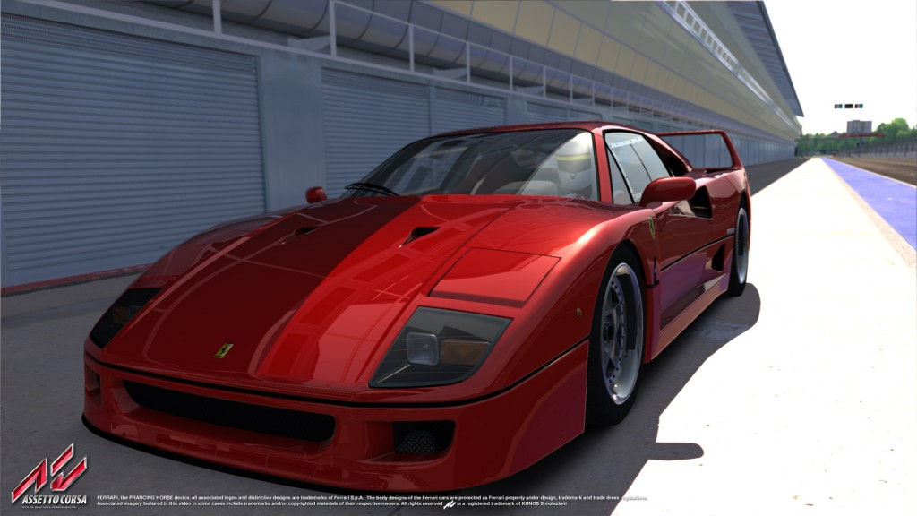 assetto corsa how to change view