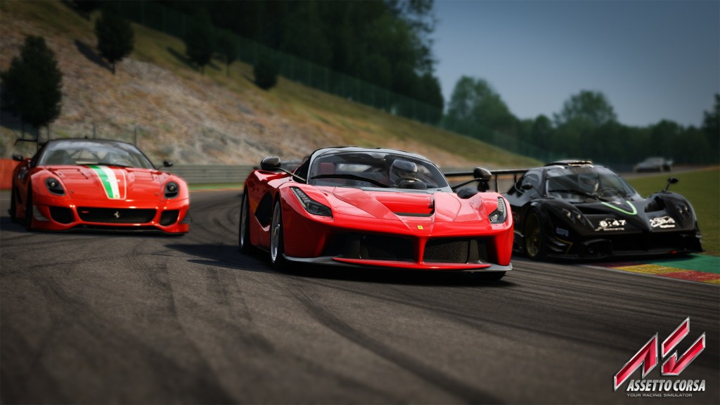 Assetto Corsa Release Candidate news!