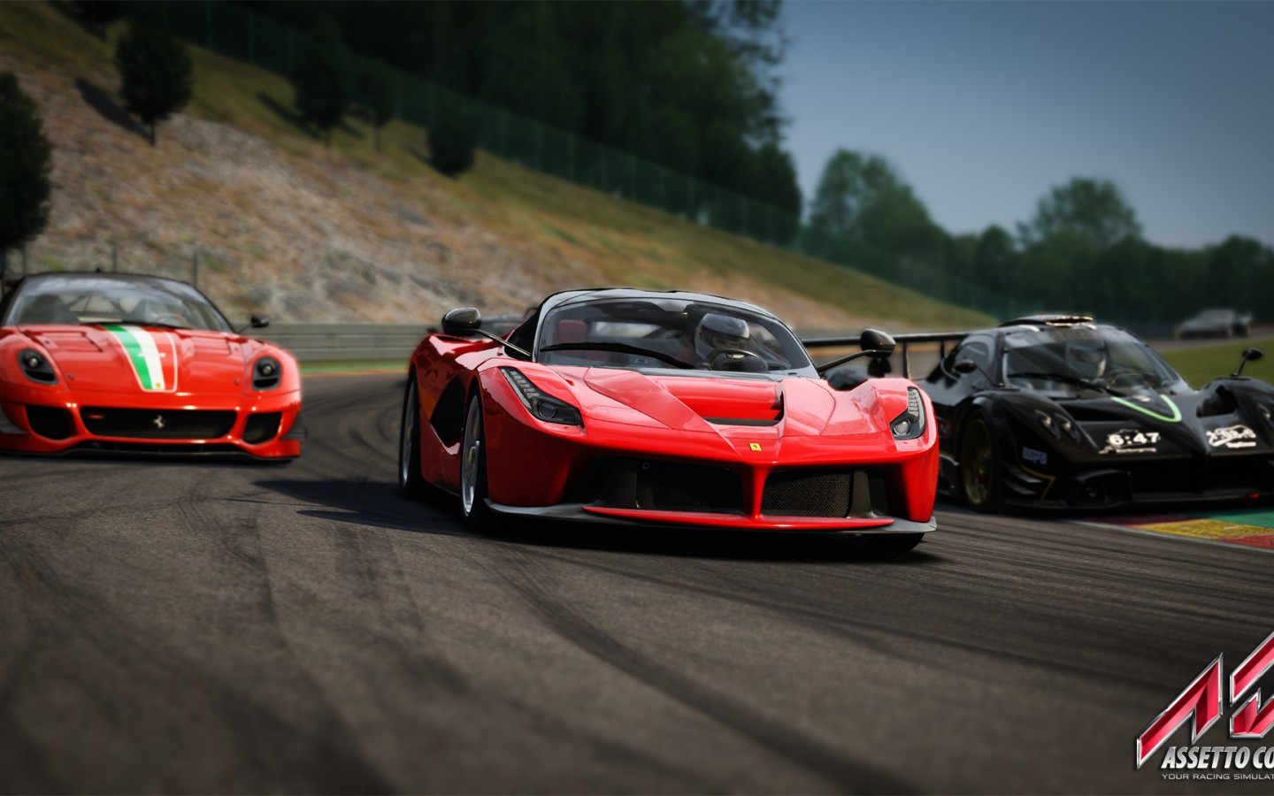 Assetto Corsa 1.0 is out now!