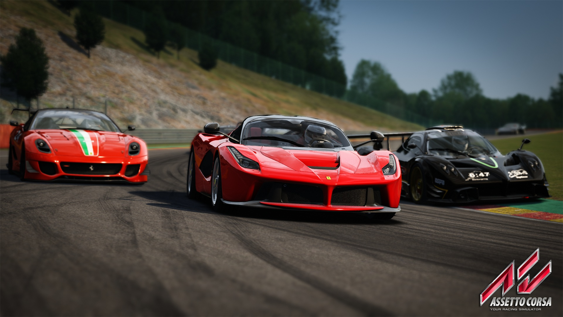 assetto corsa 1 0 is out now assetto corsa. Black Bedroom Furniture Sets. Home Design Ideas
