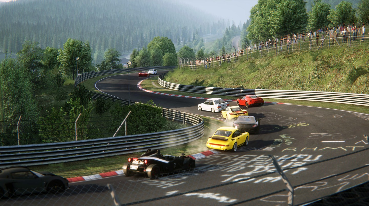 Assetto Corsa 1.1 and Dream Pack 1 now available!