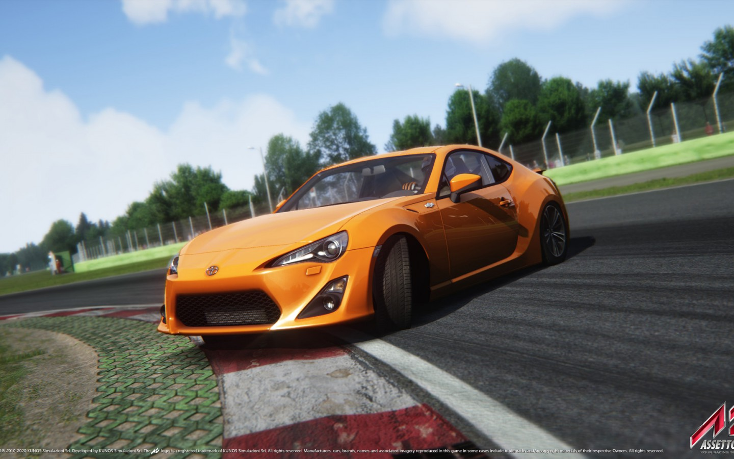 Assetto Corsa version 1.2