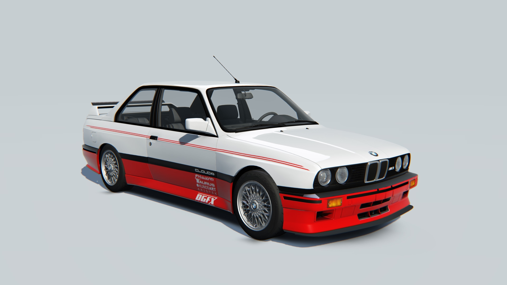 M3 E30 Group A Assetto Corsa