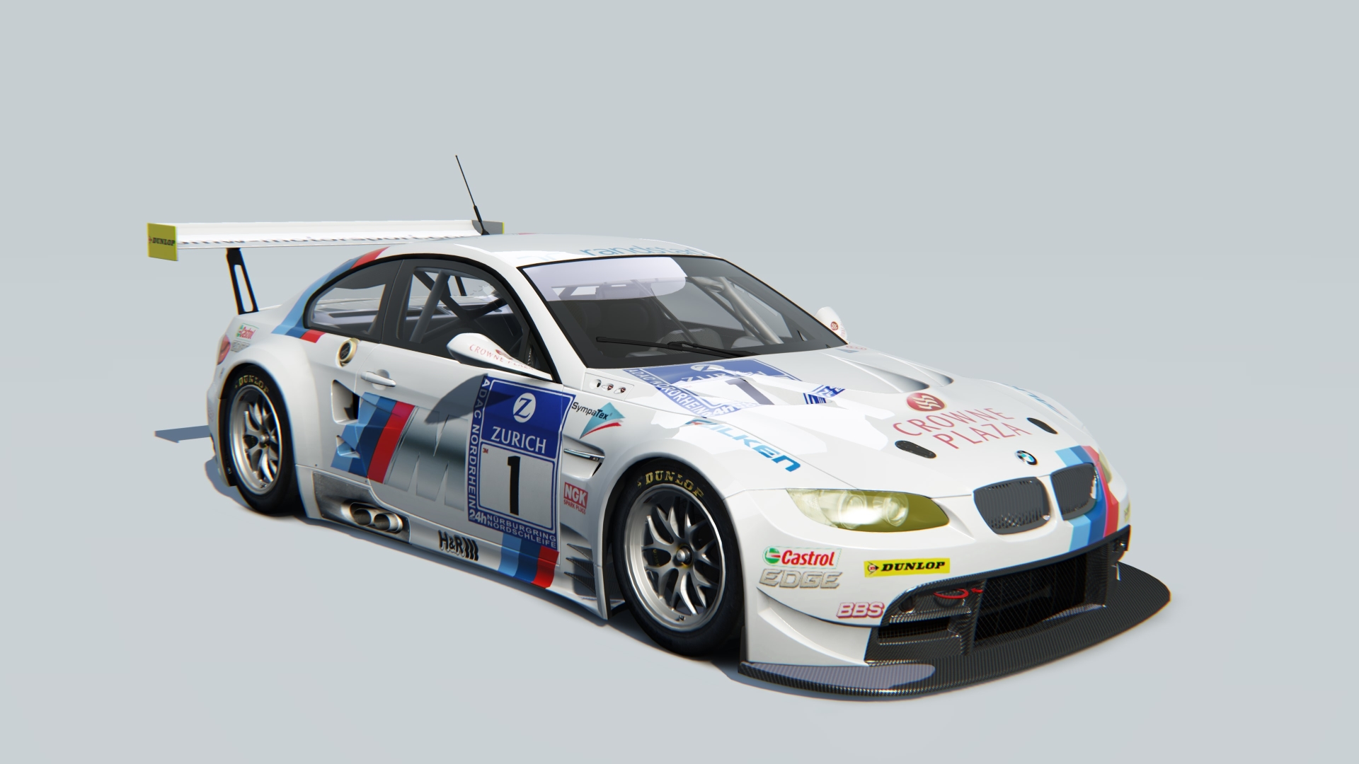 Bmw Z4 M Coupe >> Z4 E89 35is - Assetto Corsa