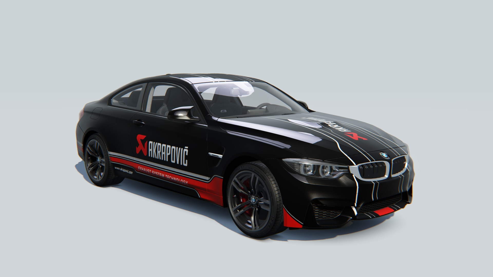 M4 Coupe Akrapovic Edition Assetto Corsa
