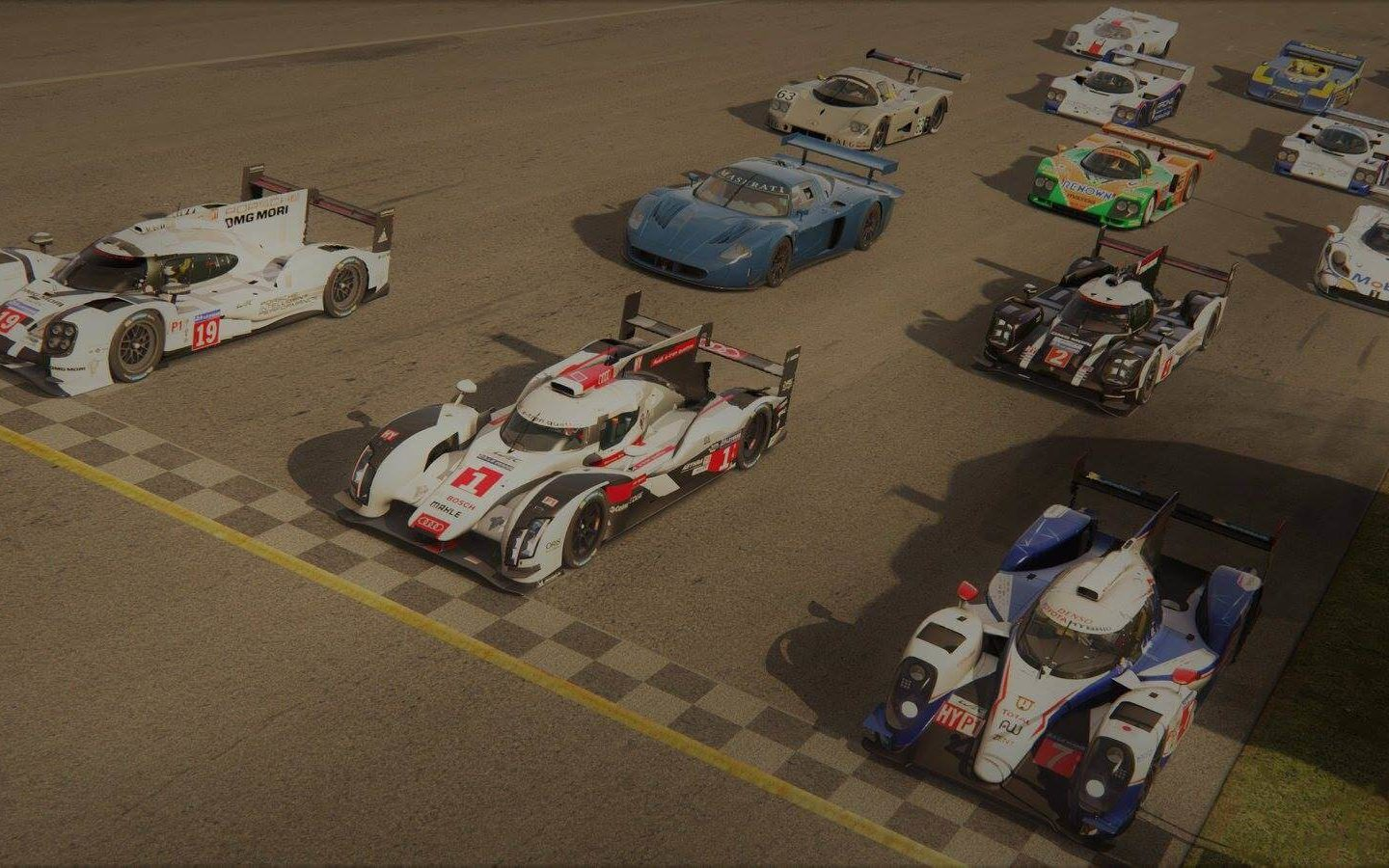 New version 1.14 and Ready To Race pack available now!